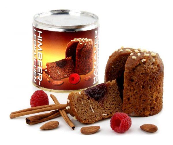 Himbeer-Lebkuchen